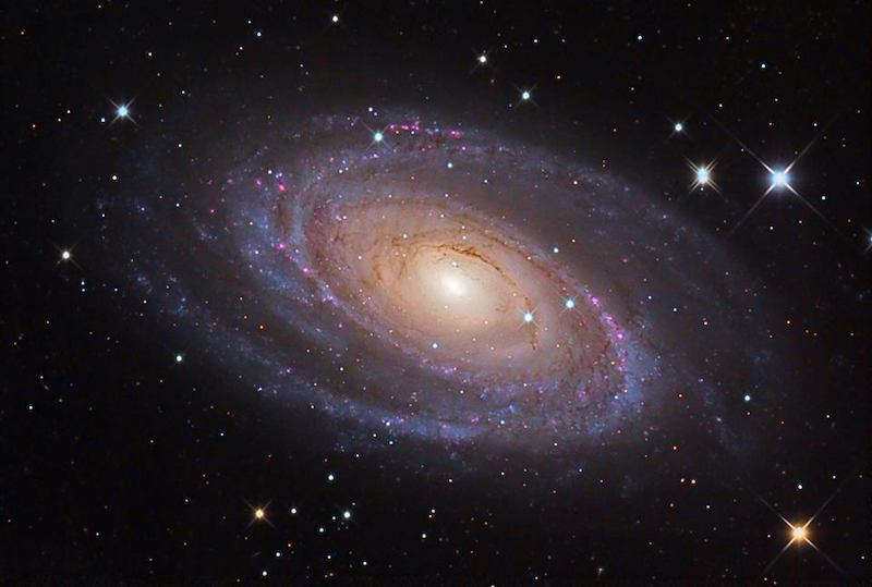 Spring 2015 Winner: Bode's Galaxy