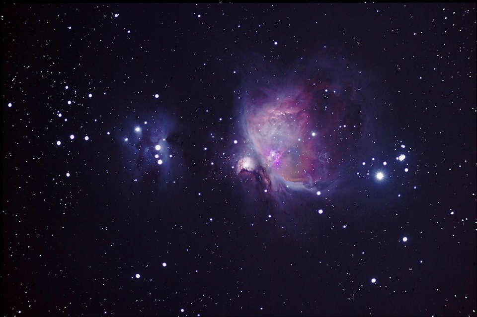 Spring 2016 Winner: The Orion Nebula
